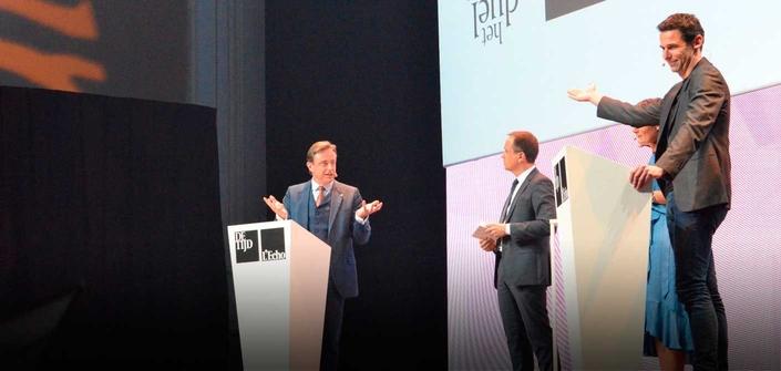 Débat entre Bart De Wever et Ecolo