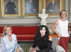 Kathleen Depoorter, Frieda Gijbels, Yoleen Van Camp