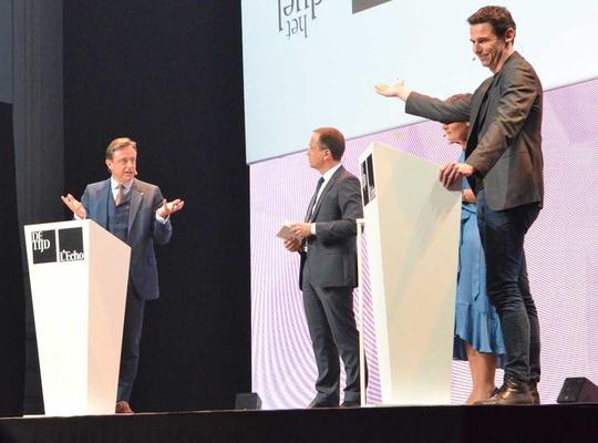 Bart De Wever & Jean-Marc Nollet