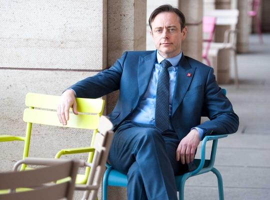 Lettre de Bart De Wever aux présidents des partis européens