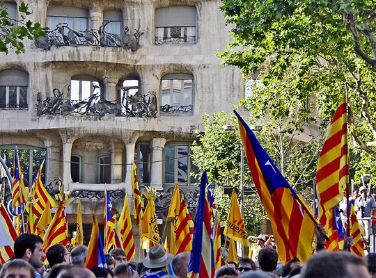 La plainte de l'Espagne indigne d'un État membre de l'UE