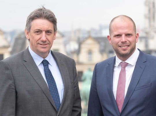 Jan Jambon & Theo Francken