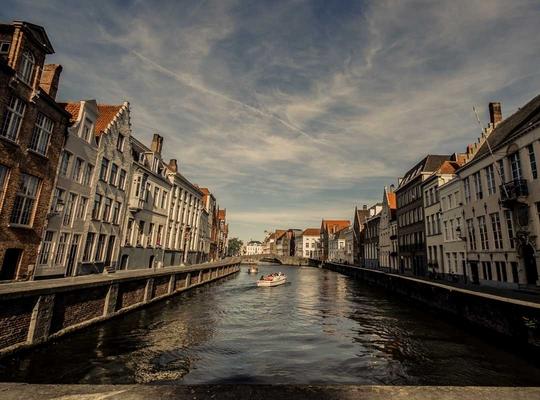 Le canal à Bruxelles