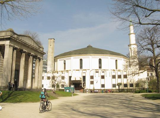 Espionnage dans les mosquées turques de Belgique