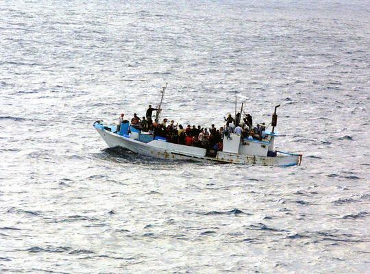 La garde côtière européenne doit contribuer à la limitation du flux de demandeurs d'asile